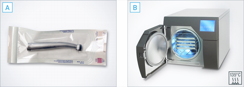 L'atelier dmd : Entretenir ses turbines dentaires stérilisation