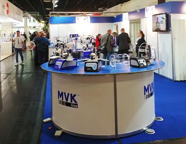 Stand MVK line - Salon International de l'IDS 2019