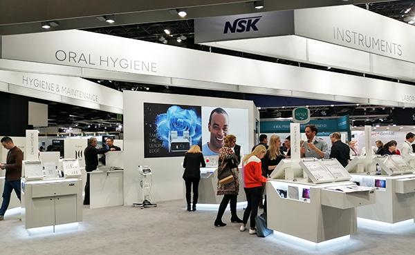 Stand NSK - Salon International de l'IDS 2019